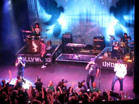 Hollywood Undead Dead in Ditches