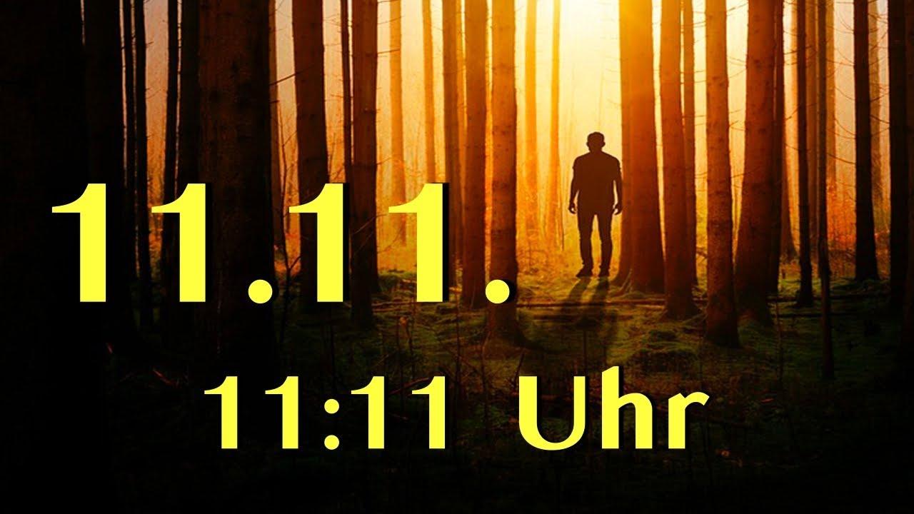 ¡Am 11.11 Um 11:11 Uhr Passiert Etwas, Was Dir Deine Augen Öffnen Wird!