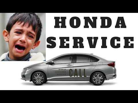 Honda Customer Service | Honda Cars India | Honda City User Review