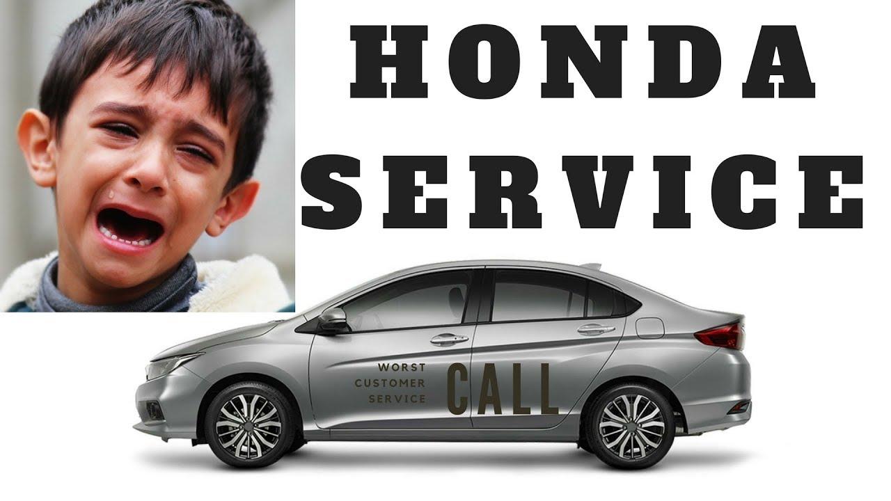 Honda Customer Service | Honda Cars India | Honda City User Review