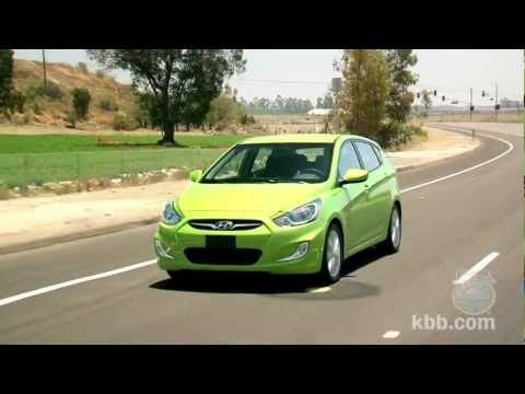 2012 Hyundai Accent Review Kelley Blue Book