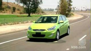Hyundai Accent Video Review - Kelley Blue Book