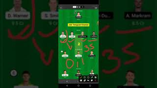 AUS vs SA Dream11 Team   AUS vs SA Grand League Team   World Cup Match   AUS vs SA Dream11 Today