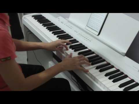 Abide With Me 求主同住 Amy Webb William H. Monk piano only prelude arrangement