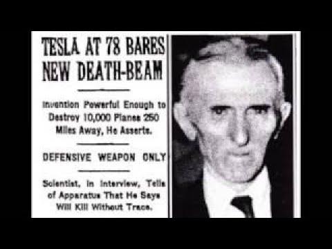 NIKOLA TESLA Everything is the Light Interview with Nikola Tesla ️