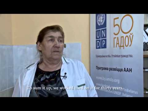 Film One. Chernobyl Belarus UNDP50 Stories.