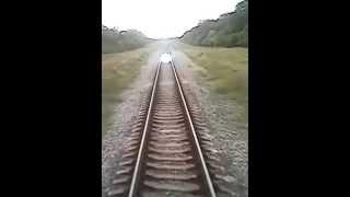 Полтергейст на железной дороге
