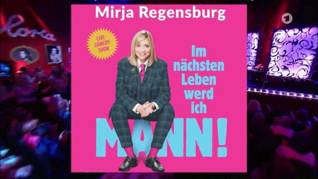 Mirja Regensburg - Stand up Comedy