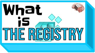 what is the Registry? (Basics Windows Registry Tutorial)
