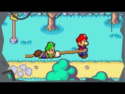 Let's Play Mario & Luigi: Superstar Saga Plus (1a) - Diplomatic Crisis