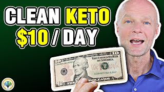 Keto Diet Plan For Beginners Day 1 - 3 Meals (Low Carbohydrate Foods High In Fat With Macros & Cost)