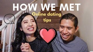 How We Met? Our Love Story - Online Dating Tips/ Relationship Tips/ Online Dating App
