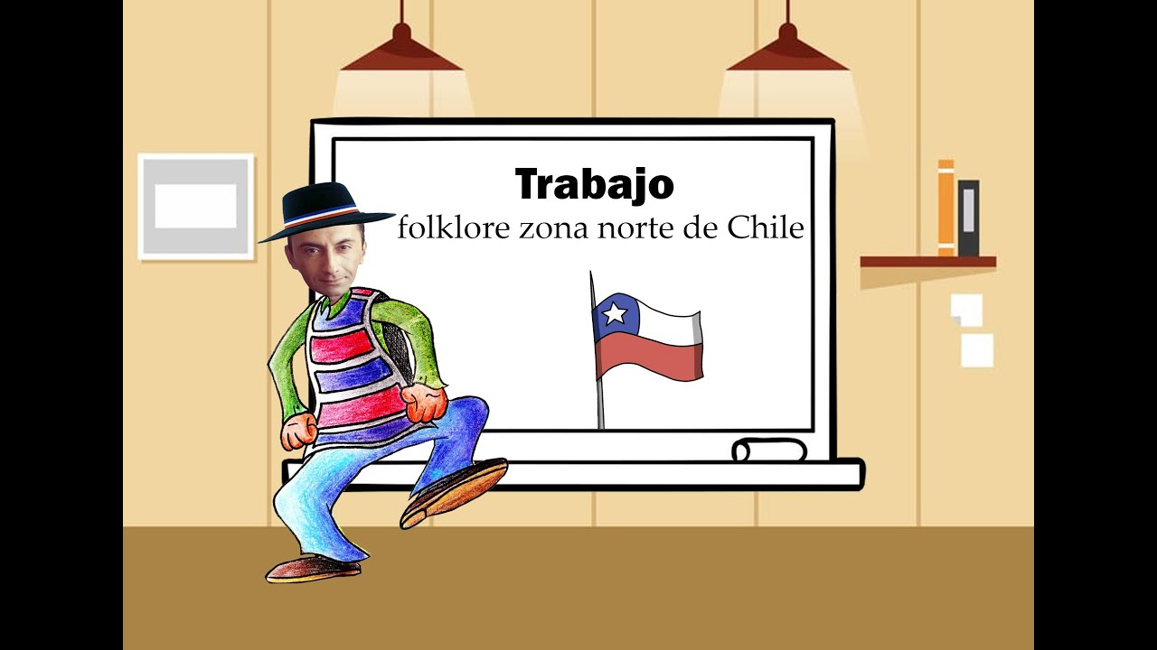 25 Dancas Tipicas Do Chile Zona Norte Central E Sul