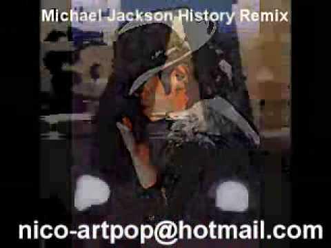 Michael Jackson History Remix mp3