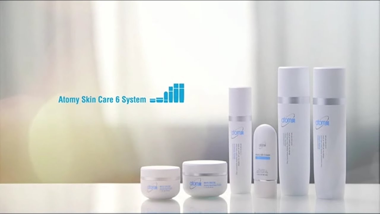 Atomy skin care 6 system youtube for La cabine skincare