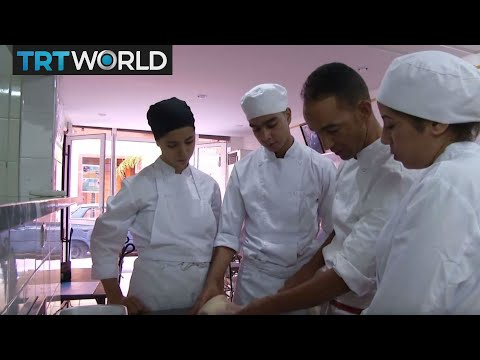 Morocco Unemployment: Chef program cooks up employment opportunities