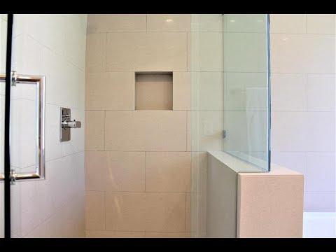 Bath & Shower Tile Ideas EP 16 Mitered Porcelain