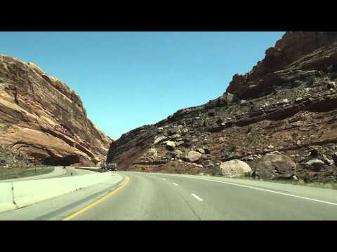 I-70 Utah, The San Rafael Swell