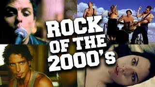 Download Top 100 Rock Songs of the 2000's That Make You Nostalgic