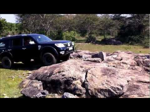 Endeavour Rock Crawling