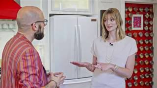 GE Reveal LED Light Transforms Kitchen on TLC's Make This Place Your Home Episode