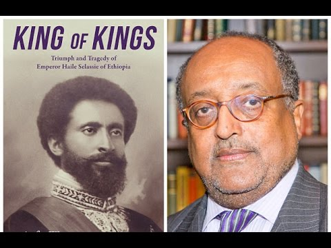 """**Book Launch """"King of Kings - The Triumph and Tragedy of Emperor Haile Selassie I of Ethiopia"""""""