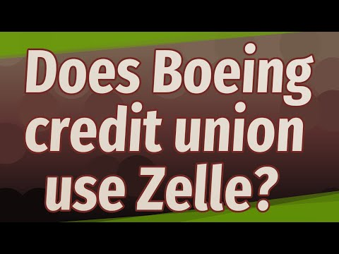 Does Boeing Credit Union Use Zelle?