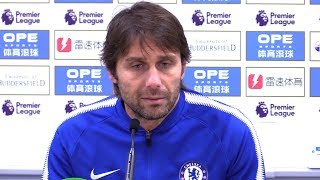 Huddersfield 1-3 Chelsea - Antonio Conte Post Match Press Conference - Premier League #HUDCHE