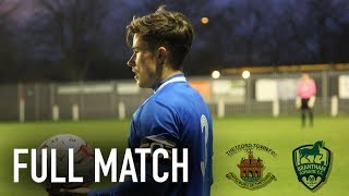 Thetford Town VS Brantham Athletic | Full Match | 24/11/18