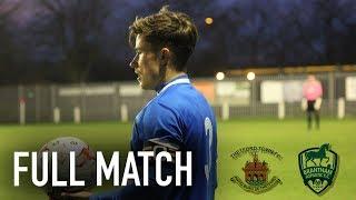 Thetford Town VS Brantham Athletic | Full Match | 24/11/18
