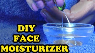 I APPLY VITAMIN E OIL ON FACE AS SKIN LIGHTENING FACE MOISTURIZER, BODY LOTION & HYDRATING FACE MASK