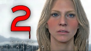 AMELIE e IL PASSATO DI SAM - DEATH STRANDING [Walkthrough Gameplay ITA HD - PARTE 2]