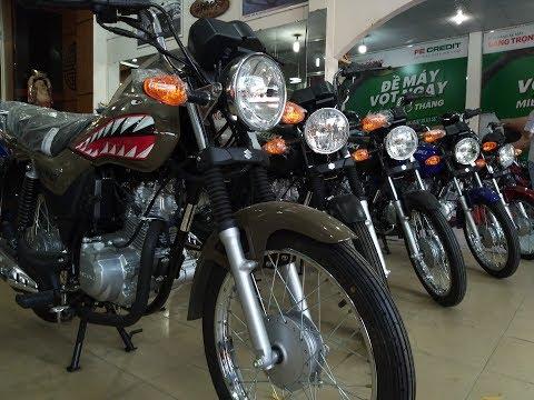 Giá Bán Suzuki GD 110 - Xe Côn Tay Giá Rẻ Dễ Chơi , Dễ độ .Review Soi Chi Tiết Các Phiên Bản