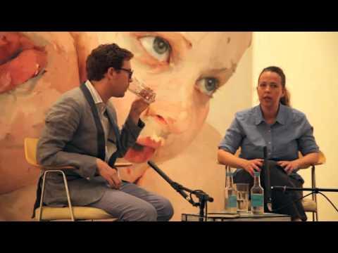 Jenny Saville in conversation with Nicholas Cullinan