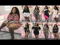 I'm Back w/ The Hauls! | Romwe Plus Size Try-On | ft. UNice Hair