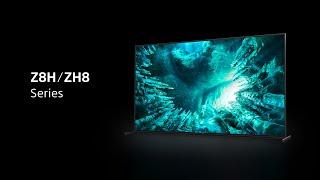 Sony - BRAVIA - Z8H/ZH8 Series - 8K HDR TV