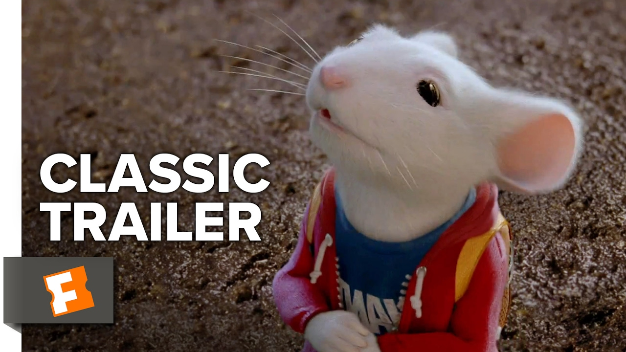 Stuart Little 2 2002 Official Trailer 1 Michael J Fox Movie Youtube