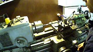 Правка шпинделя и ремонт 2М112