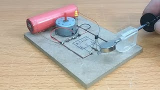 A3144 Hall effect switch - Simple Hall Effect Circuits You Can Build