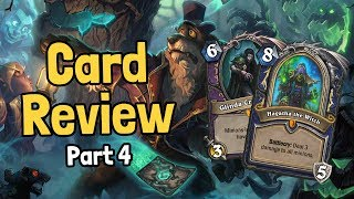 Hagatha & Class Legendaries - Witchwood Card Review Part 4 - Hearthstone