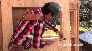 How To Build A Treehouse | 24 Wranglerstar