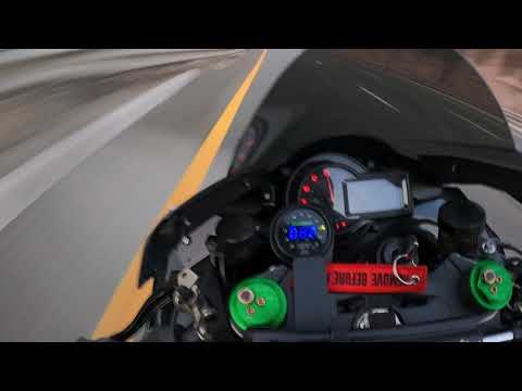 What Happens When You Fly Past A 340hp Ninja H2?   #H2Teasers