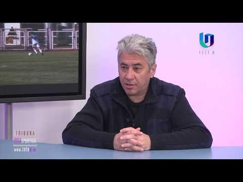 """TeleU: Ioan Doboși la """"Tribuna polisportivă"""""""