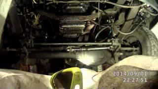 Гур ГАЗ 66 на полноприводной газели, установка, особенности, тюнинг рулевого