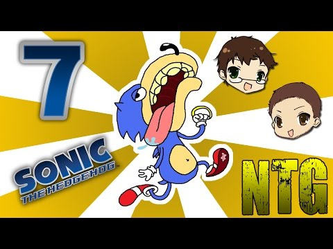 Pizza Delivery! -- Sonic '06 Part 7 -- No Talent Gaming