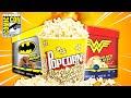 DRAGON'S BREATH POPCORN & SUPER HERO ICE CREAM AT COMIC CON - GLOBAL SWEETS