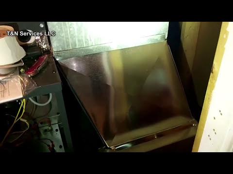 3 Ton Goodman HVAC Install