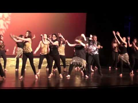 BAX recital 2012 ~ bollywood (DB)