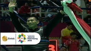 Download Video Detik-Detik Iqbal Candra Menyabet Emas dari Pencak Silat   Asian Games 2018 MP3 3GP MP4