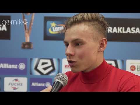 Szymon Żurkowski o meczu z Wisłą (20.05.2018)
